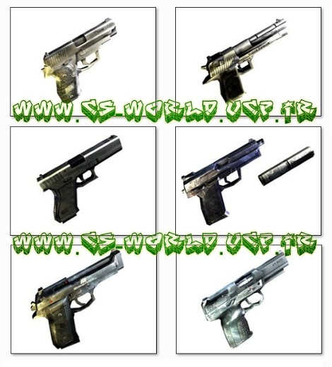 Pistols Colections