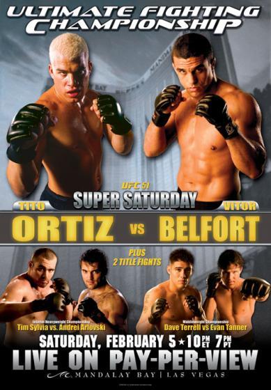 دانلود یو اف سی 51 | UFC 51: Super Saturday