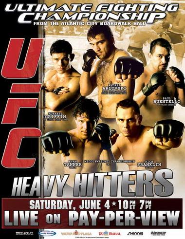 دانلود یو اف سی 53 | UFC 53: Heavy Hitters