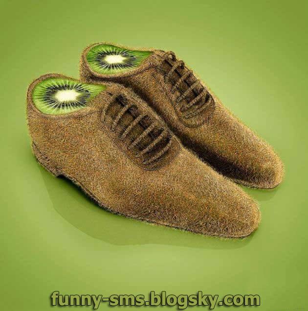 عکس های جالبناک و خنده دار مدل کفش