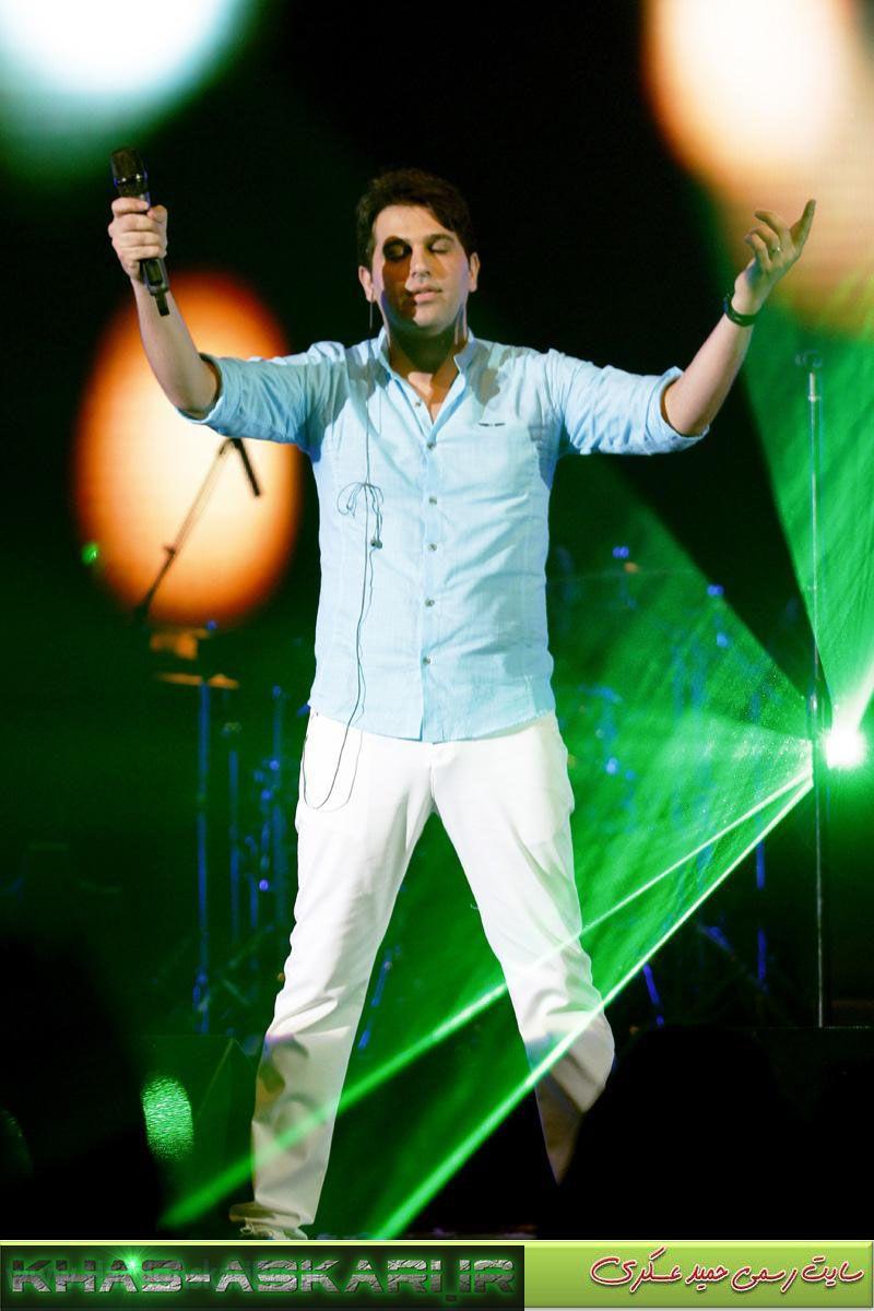 دانلود اجرای آهنگ خوشبختی حمید عسکری