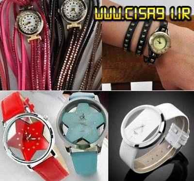 خرید ساعت مچی جدید پاییز و زمستان 1393