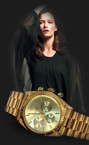 خرید ساعت مچی طرح رولکس مدل دیتونا