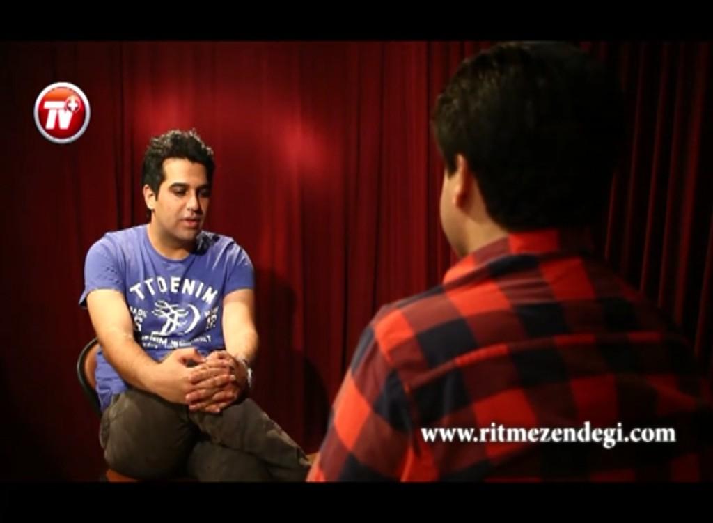 مصاحبه حمید عسکری با تی وی پلاس