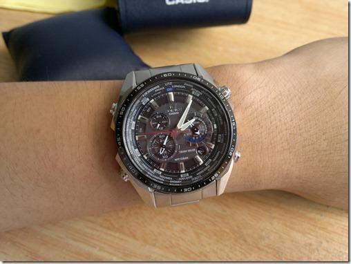 ساعت مچی کاسیو مدل 500