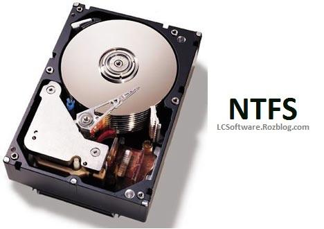بهبود کارایی هارد دیسک رایانه با استفاده از NTFS