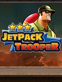 دانلود بازی Jetpack trooper برای جاوا