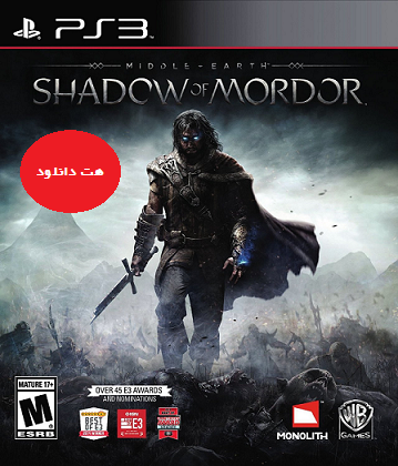 Middle Earth Shadow Of Mordor ps3 cover small دانلود بازی Middle Earth Shadow Of Mordor برای PS3