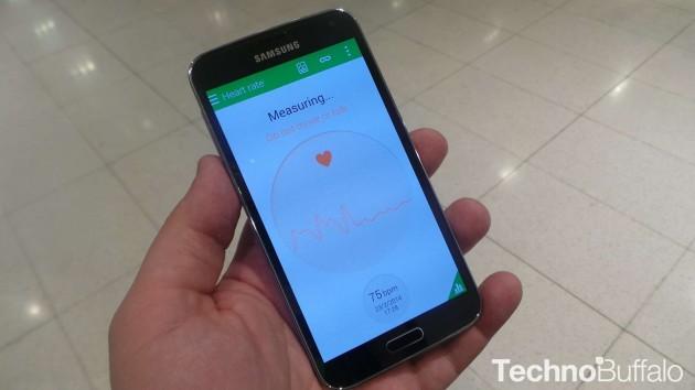 گوشی موبایل سامسونگ Galaxy S5