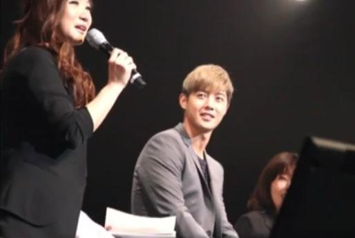 Kim Hyun Joong Japan Mobile Site Update 2014.11.13