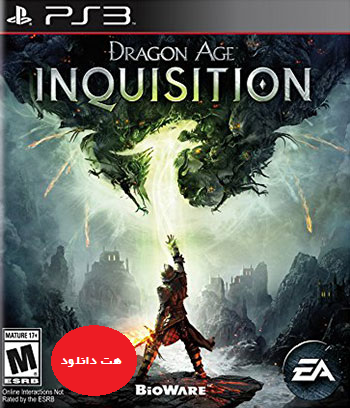 Dragon Age Inquisition ps3 cover دانلود بازی  Dragon Age Inquisition برای PS3