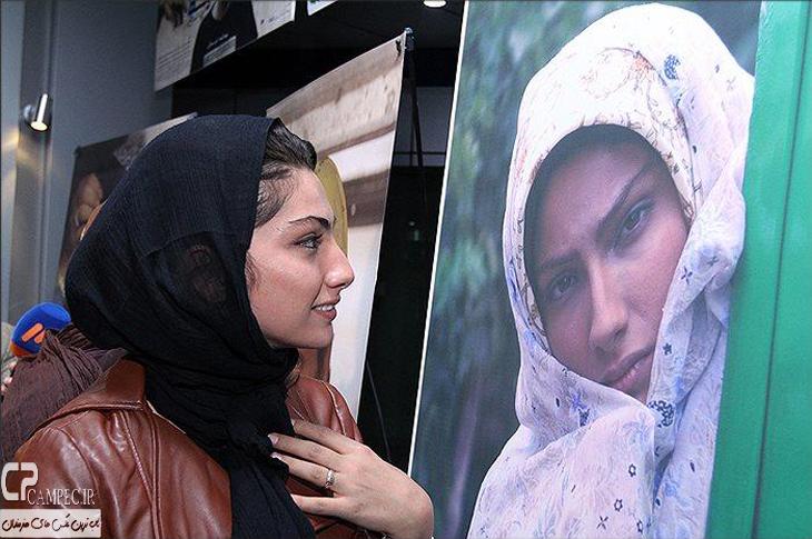 عکس جدید محیا دهقانی بازیگر فیلم شیار 143