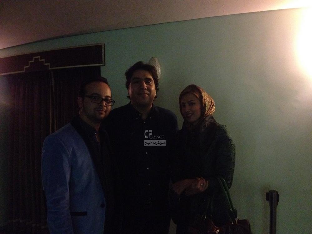 عکس جدید سمیرا حسینی و مانی رهنما