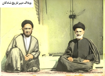 وبلاگ دبیر تاریخ شادگان