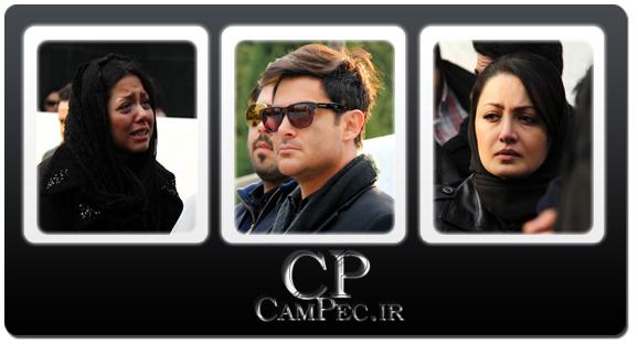 عکس های مراسم تشییع پیکر مرحوم مرتضی پاشایی با حضور هنرمندان«3»