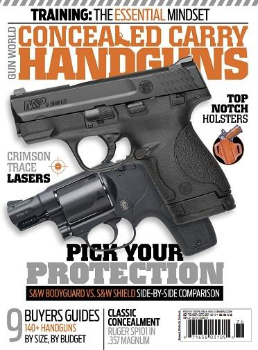 Concealed Carry Handguns – September/October 2014 (33MB)