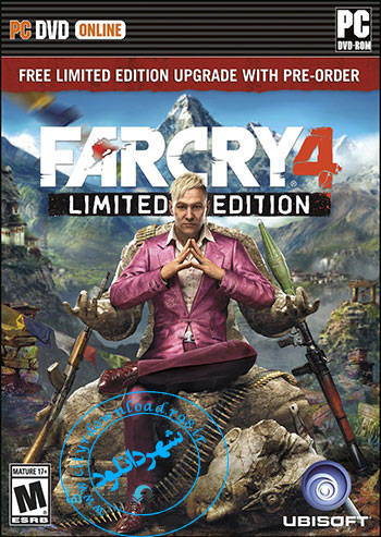 دانلود بازی Far Cry 4