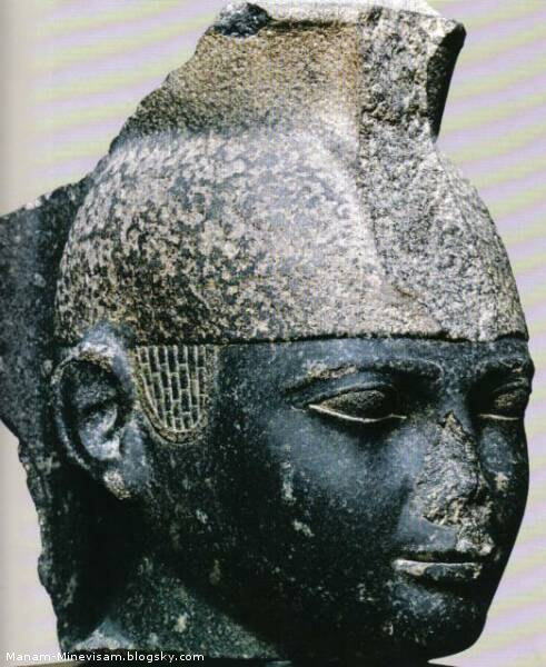 آثار باستانی قدیمی که اتفاقی پیدا شدن - مجسمه تاهاراقا