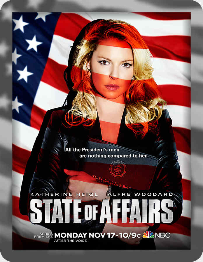 سریال State of Affairs فصل 1