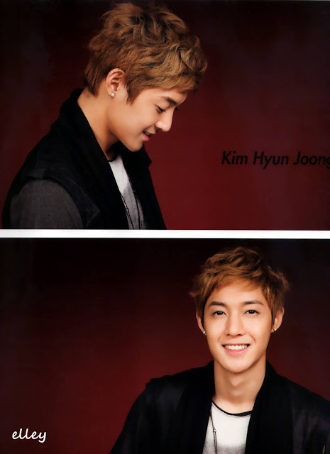 Scans_Kim Hyun Joong - ASIAN PLACE, Japanese Magazine by elley