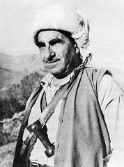 ملا مصطفی بارزانی رهبر کردهای عراق