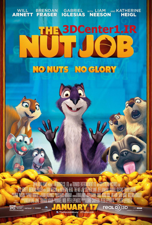دانلودانیمیشن سه بعدیThe Nut Job 2014-عملیات اجیل(دوبله فارسی)