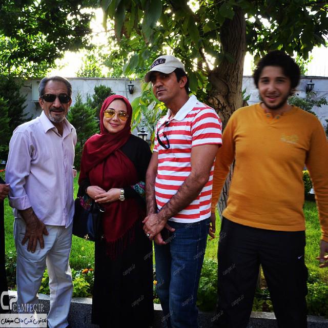 عکس جدید بهنوش بختیاری در شیراز