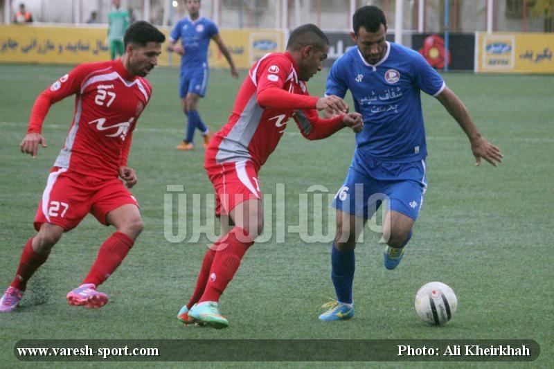 گزارش تصویری بازی داماش گیلان - پارسه تهران