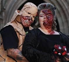 عکس های ترسناک از انسان های عجیب در دنیا (+18)