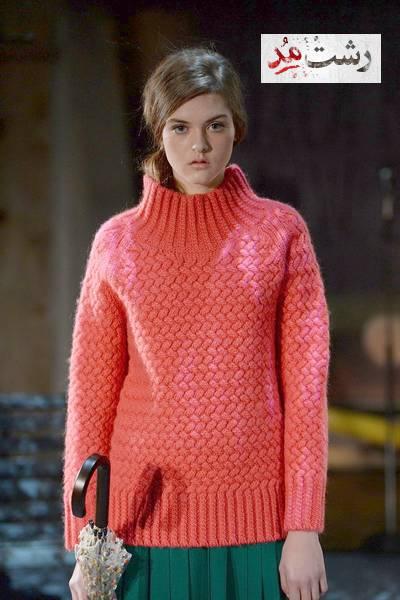 مدلهای جدید لباس زمستانی جدید پاییز و زمستان 1393 رنگ شاد