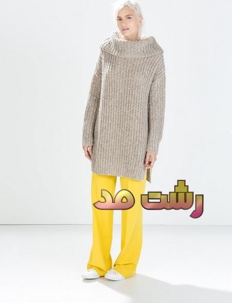 مدل لباس بافتنی فشن مجلسی شیک زنانه دخترانه
