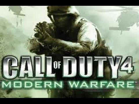 دانلود ترینر بازی Call of Duty 4: Modern Warfare