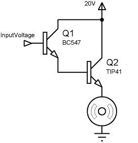 ترانزیستور دارلینگتون که اغلب زوج دارلینگتون (به انگلیسی: Darlington pair) اسپارک الکترونیک www.circuit.lxb.ir
