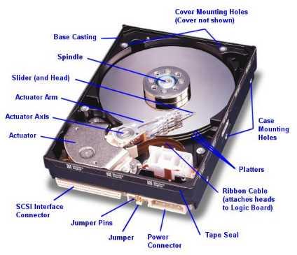 راهنمای کامل  خرید دیسک سخت (Hard Disk)