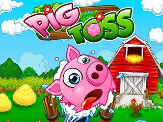 دانلود بازی Pig toss برای جاوا