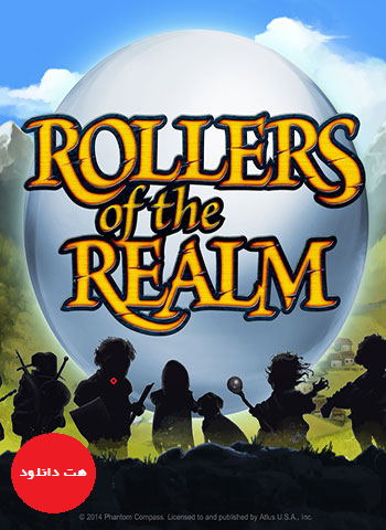 Rollers of the Realm pc cover دانلود بازی Rollers of the Realm برای PC