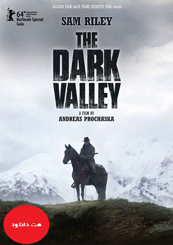 The Dark Valley 2014 cover دانلود  The Dark Valley 2014