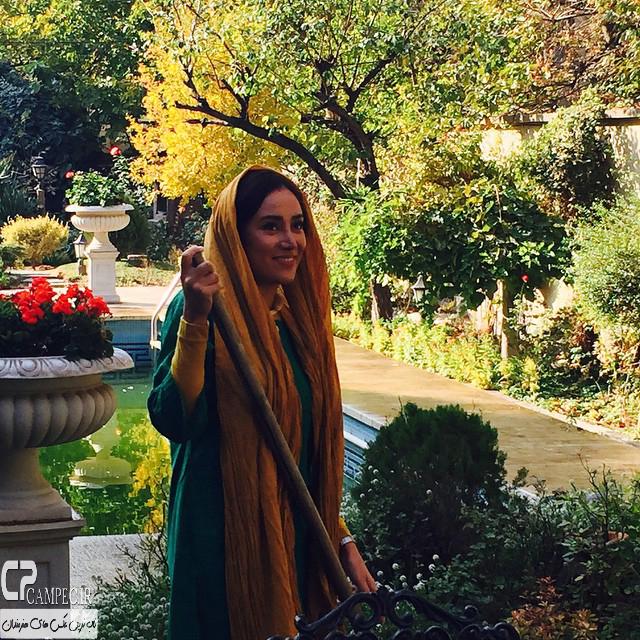 عکس شخصی و جدید بهاره افشاری