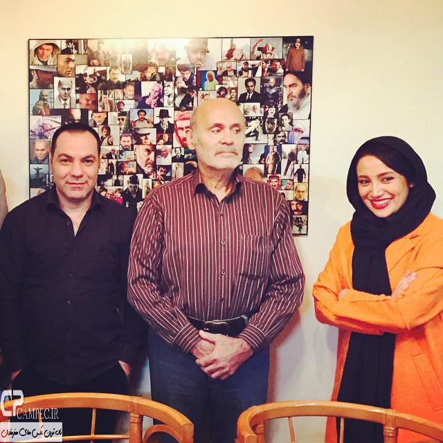 عکس جدید بهاره افشاری و جمشید هاشم پور