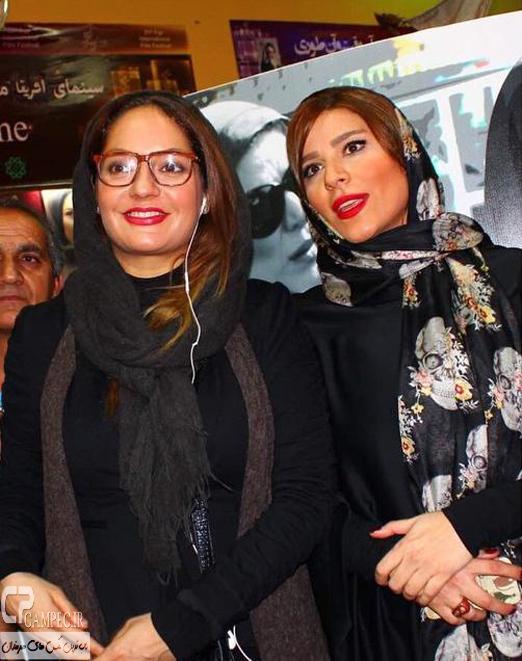 عکس جدید مهناز افشار و سحر دولتشاهی