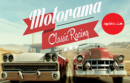 Motorama Classic Racing pc cover دانلود بازی Motorama Classic Racing برای PC