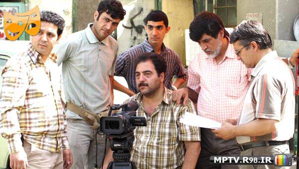 کارگردان سریال پنج خورشید