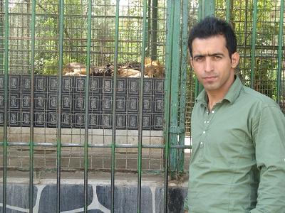 آقای اصغر محمود زاده «شیرین بلاغ بیجار»