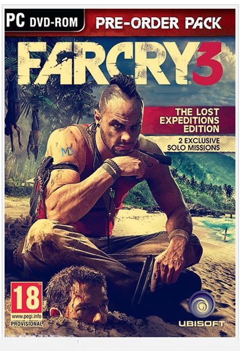 دانلود ترینر  سالم بازی Farcry 3