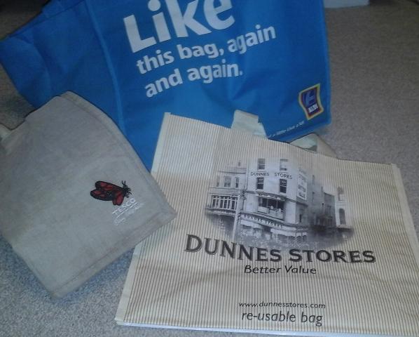 reusable کیسه های پارچه ای