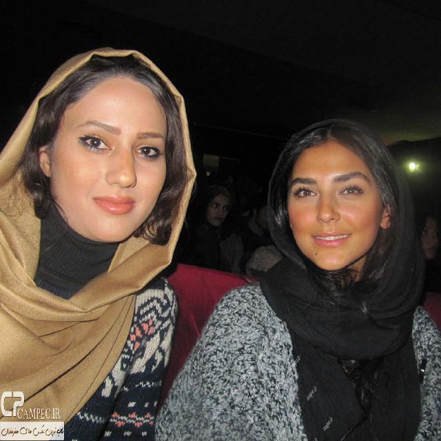 عکس جدید هدی زین العابدین در مراسم اکران فیلم سینمایی مستانه