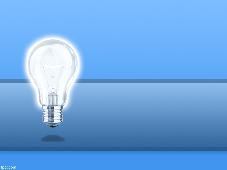 قالب پاورپوینت لامپ پرمصرف