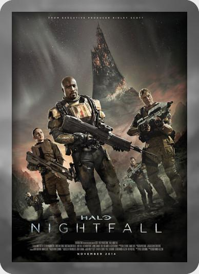 سریال Halo: Nightfall فصل اول