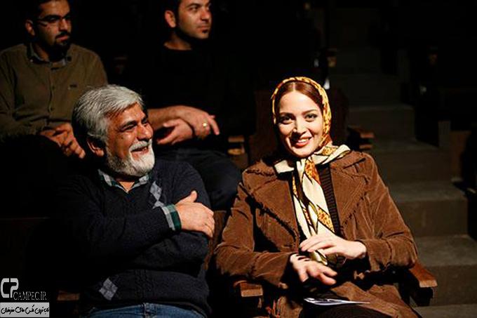 عکس جدید بهنوش طباطبایی و حسین پاکدل