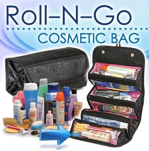 کیف آرایش دخترانه رولی roll-n-go